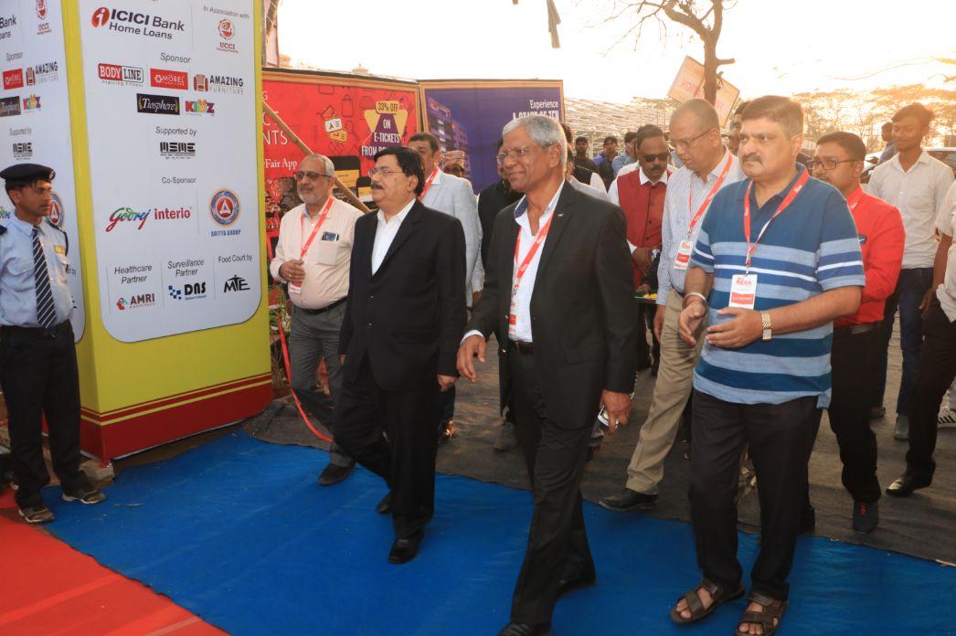 Dr. T.K. Chand at Inaugral of IIMTF Bhubaneswar