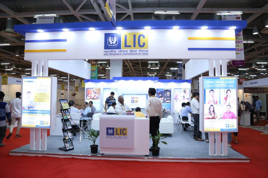 LIC at IIMTF Noida 2018