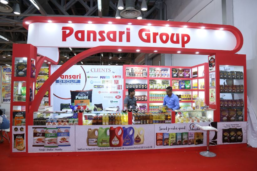 Pansari Group at IIMTF Noida 2018