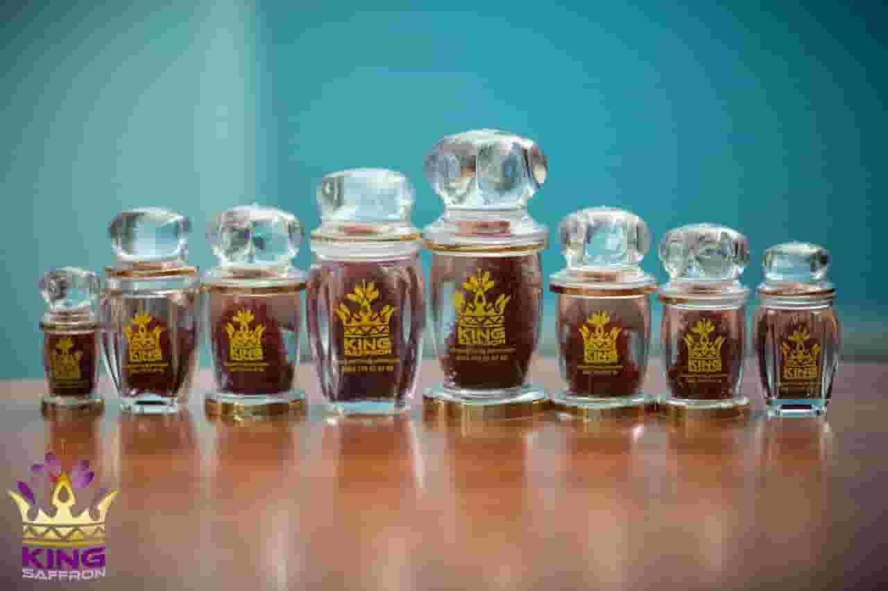 IIMTF king saffron