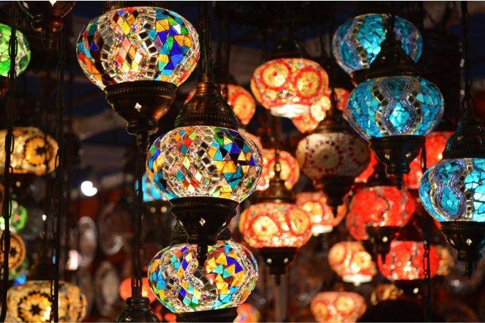 IIMTF Turkey Crystal Lamps