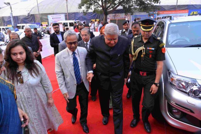 Shri-Jagdeep-Dhankar-at-Mega-Trade-Fair-Kolkata