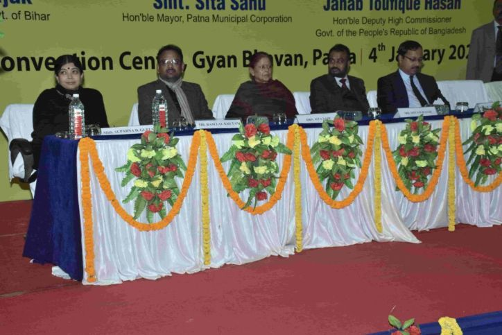 honble-dignitaries-on-the-dice-at-IIMTF-Patna-opening-ceremony-2020