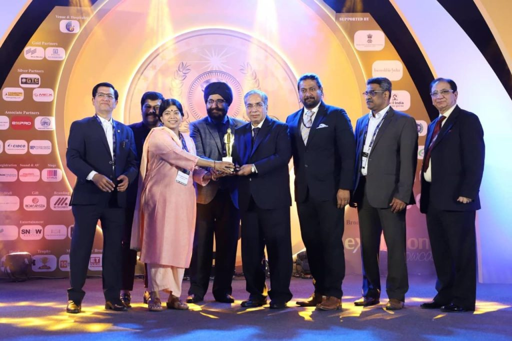 IIMTF Exhibition Excellence Awards. Leading b2c Exhibition in India