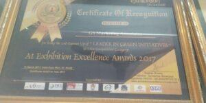 Leaders in Green Initiatives 2016 Award