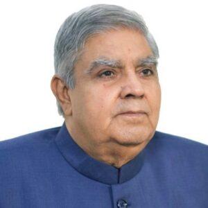 Shri Jagdeep Dhankhar