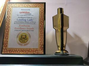 Leading Lady of Industry 2016 Award