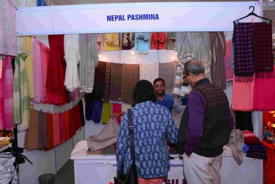 Nepal Pashmina Sarees