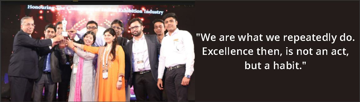 IIMTF Exhibition Excellence Awards