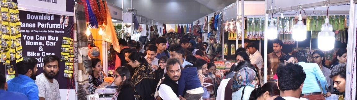 Visitors at IIMTF Bhubaneswar