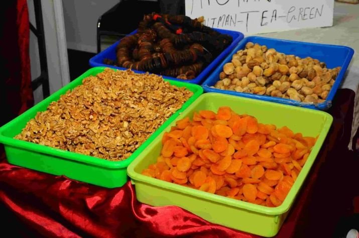 IIMTF Natural Dry Fruits from Afghanistan