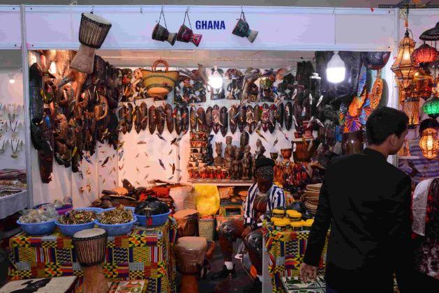 IIMTF Ghana handicrafts