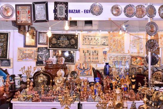IIMTF Egypt antiques