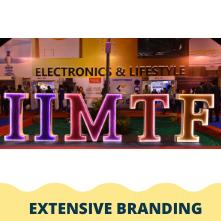 IIMTF Extensive Branding
