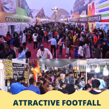 IIMTF Attractive Footfall