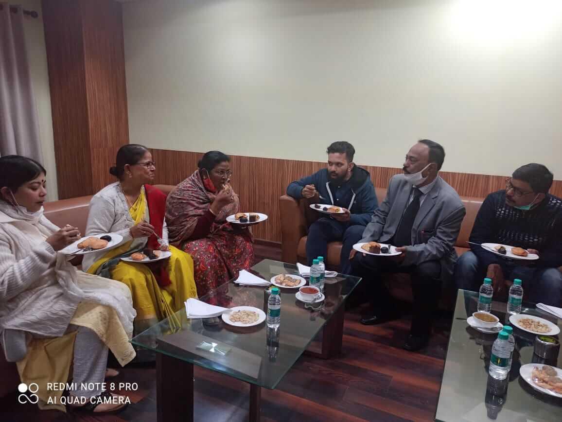 IIMTF Patna 2021 Inauguration