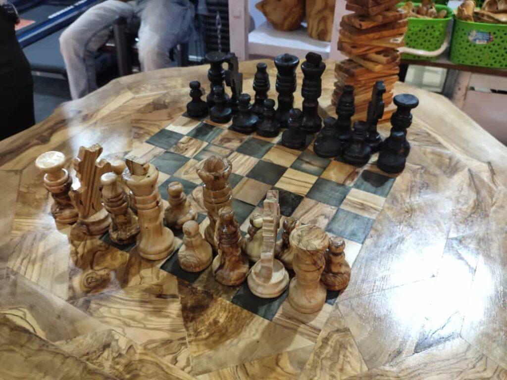 India International Mega Trade Fair and Home & Decor Bhubaneswar 2021 Tunisian Wooden handicrafts