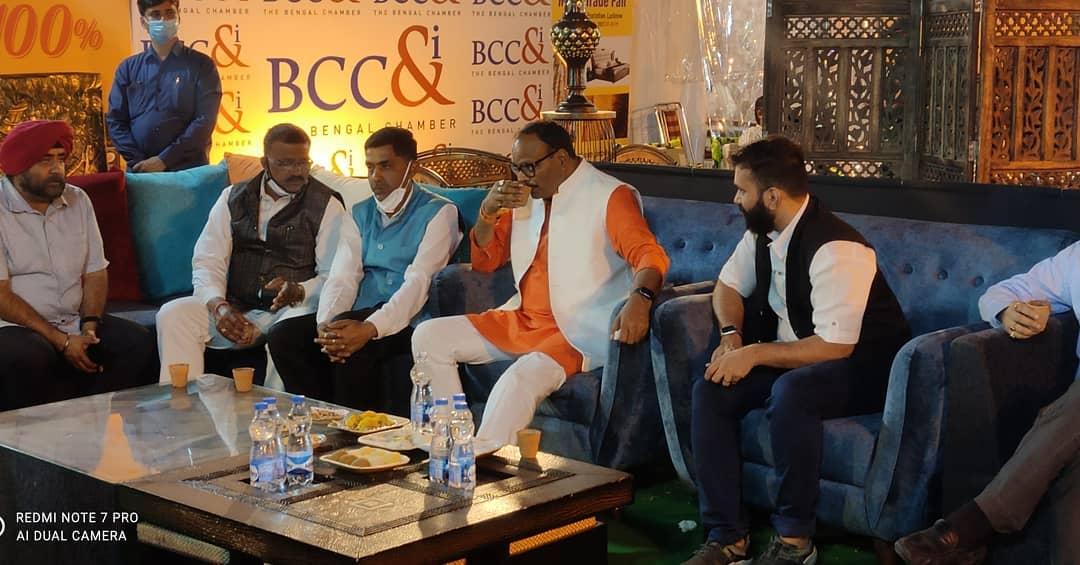 Brajesh Pathak India International Mega Trade Fair Lucknow Indira Gandhi Pratishthan