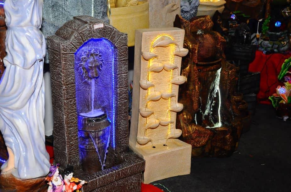 IIMTF India International Mega Trade Fair Malaysian Water Fountains