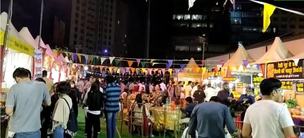 IIMTF Lucknow India International Mega Trade Fair Indira Gandhi Pratishthan Food Court