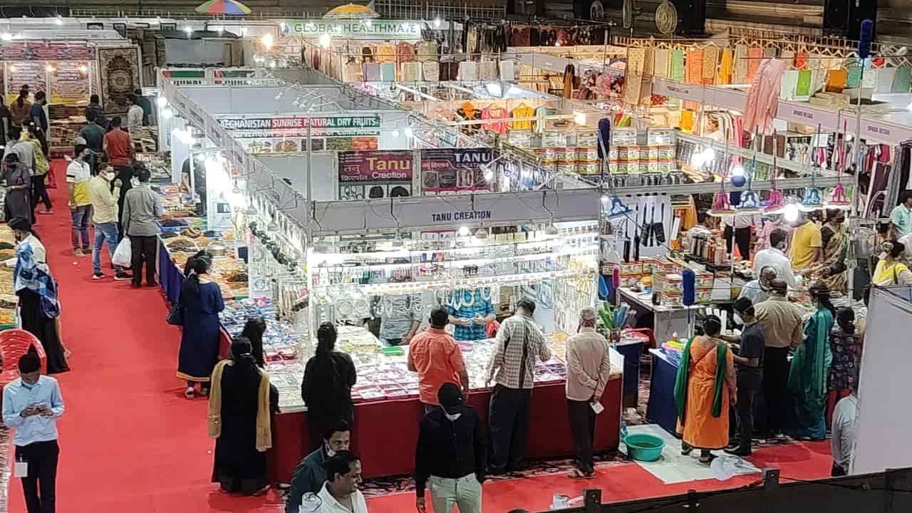 India International Mega Trade Fair Indore Abhay Prashal Exhibition 2021