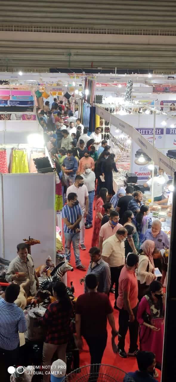 India International Mega Trade Fair Indore Abhay Prashal Indoor Stadium