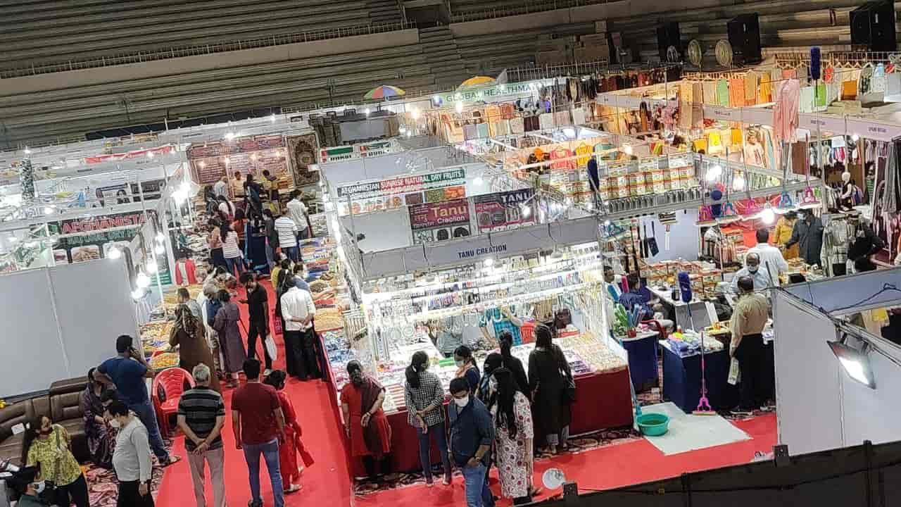 India International Mega Trade Fair Indore Abhay Prashal Stadium