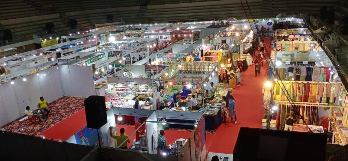 India International Mega Trade Fair Indore Abhay Prashal
