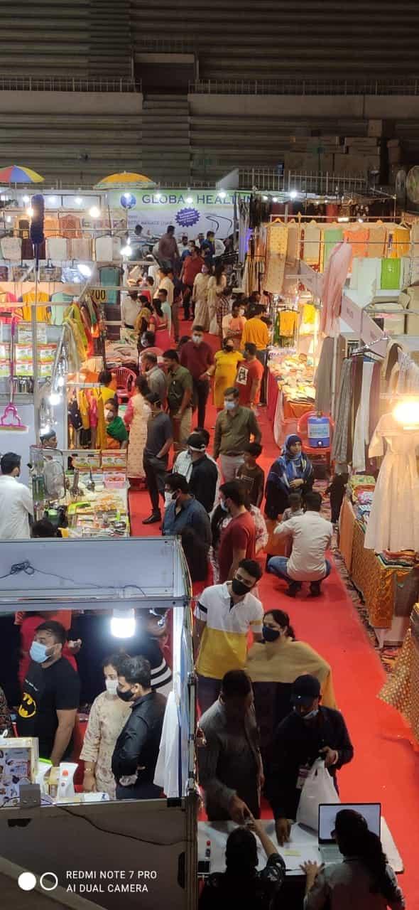 India International Mega Trade Fair Indore Abhay Prashal1