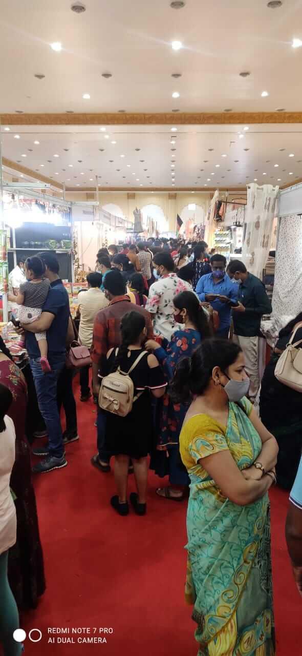 India International Mega Trade Fair Vizag 2021 Gadiraju Palace